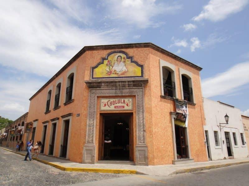 Ville de Tequila, Mexique