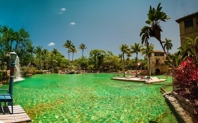 Venetian Pool, Miami