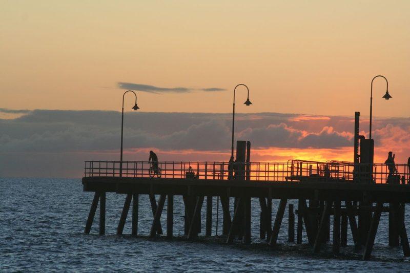 Glenelg Beach