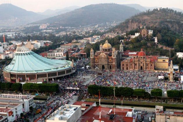 Visiter la basilique Notre-Dame-de-Guadalupe de Mexico : billets, tarifs, horaires