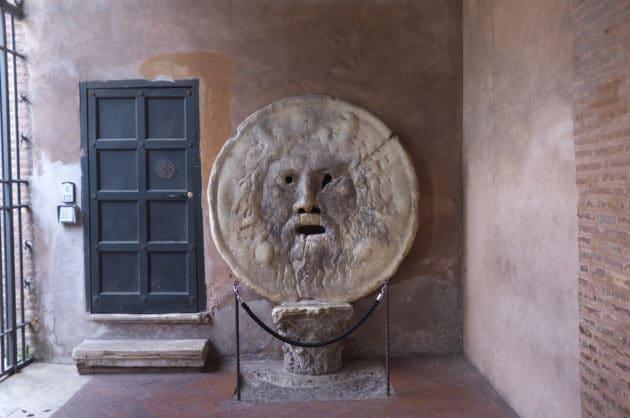 Bocca della Verità : découvrir la bouche de la vérité à Rome