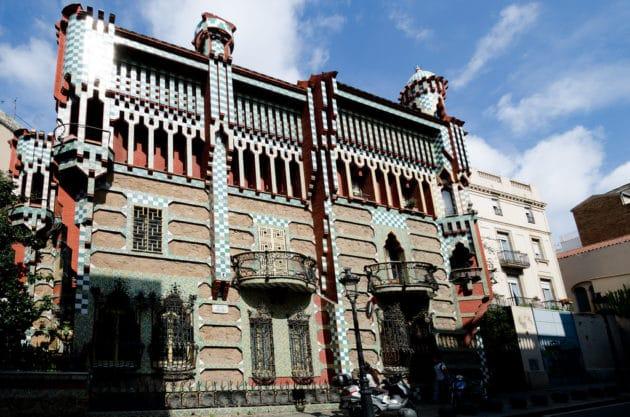 Visiter la Casa Vicens à Barcelone : billets, tarifs, horaires