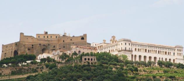 Visiter le Château Sant'Elmo à Naples : billets, tarifs, horaires