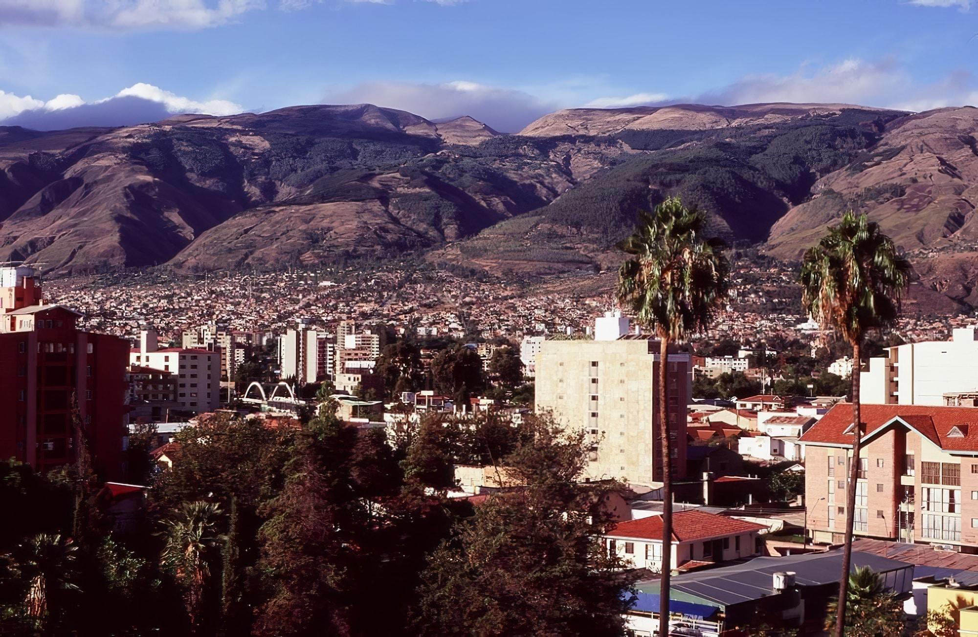 Visiter Cochabamba