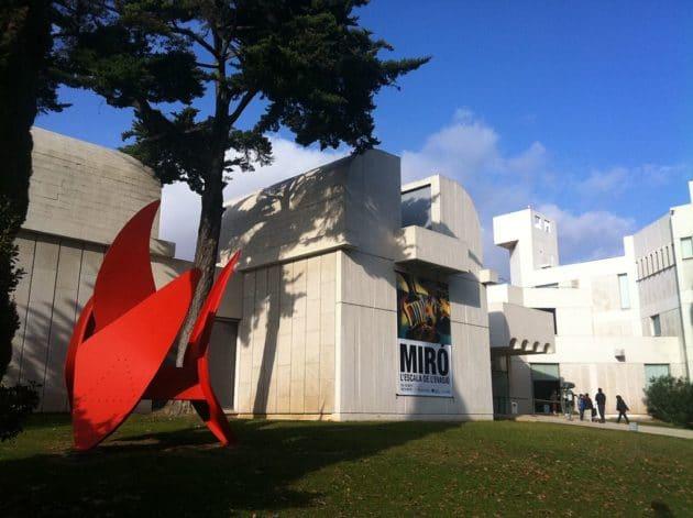 Visiter la Fondation Joan Miró à Barcelone : billets, tarifs, horaires