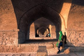 Visiter Ispahan en Iran