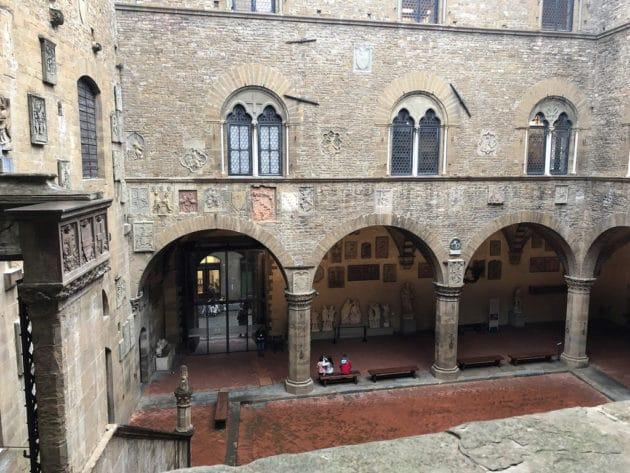 Visiter le Musée du Bargello à Florence : billets, tarifs, horaires