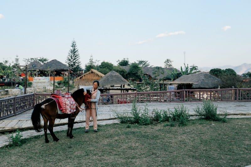 Village de Pai, Thaïlande