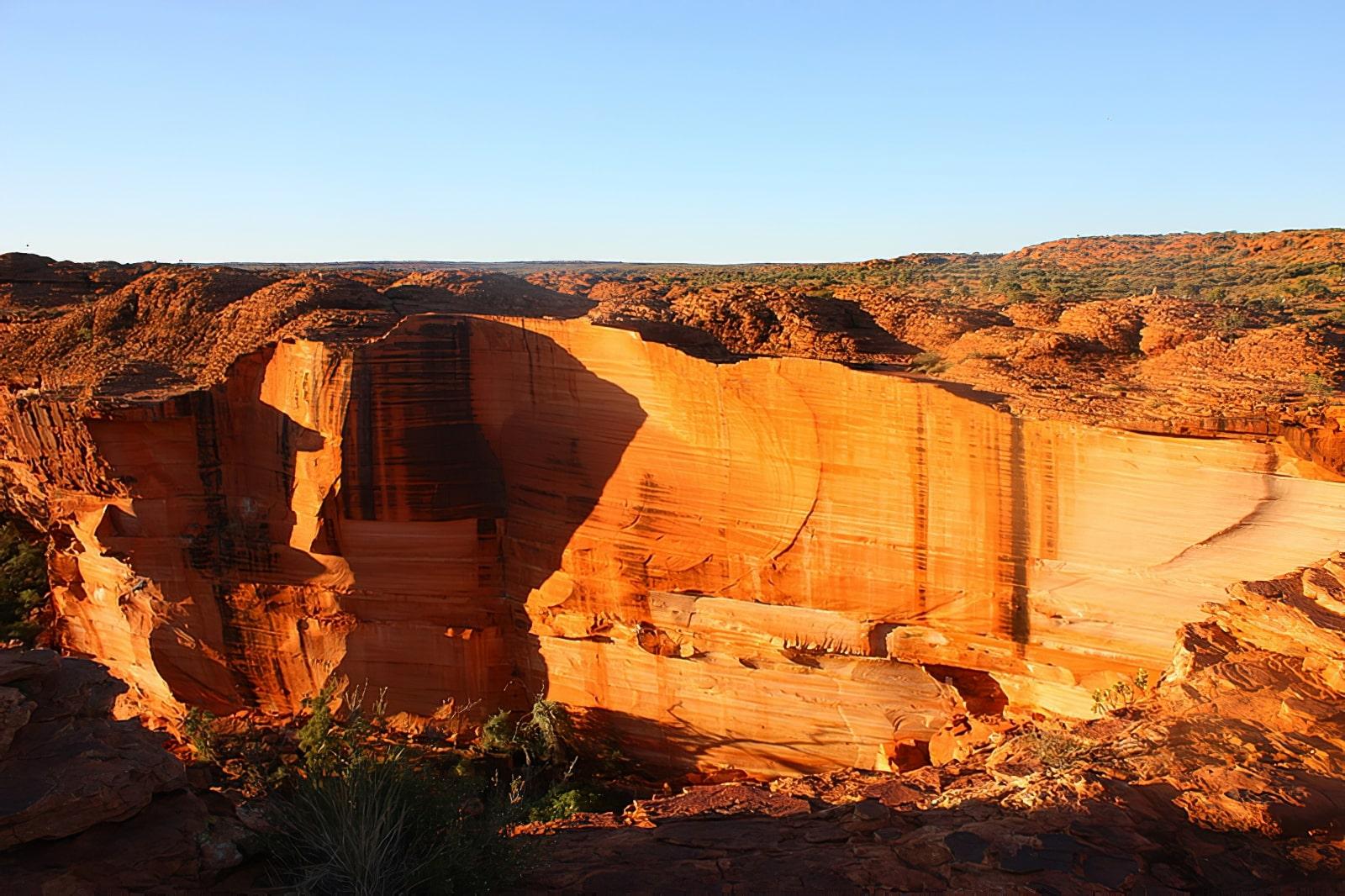Watarrka National Park, Australie