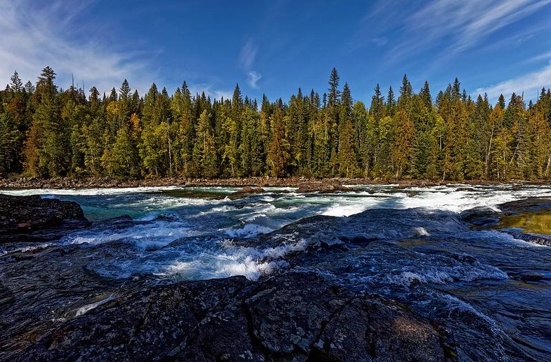 Wells Gray Provincial Park, Canada
