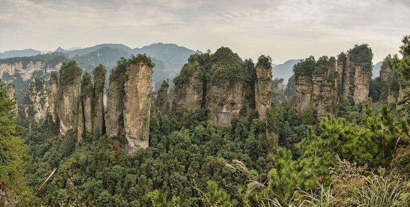 Parc naturel de Wulingyuan