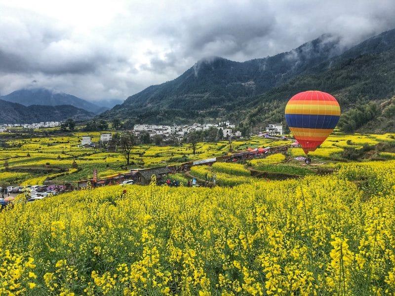 Comté de Wuyuan, Jiangxi