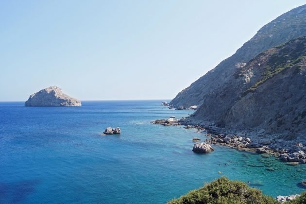 Dans quelle ville loger à Amorgos ?