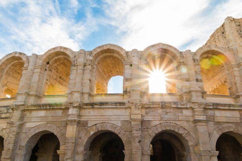 Amphithéâtre romain d'Arles
