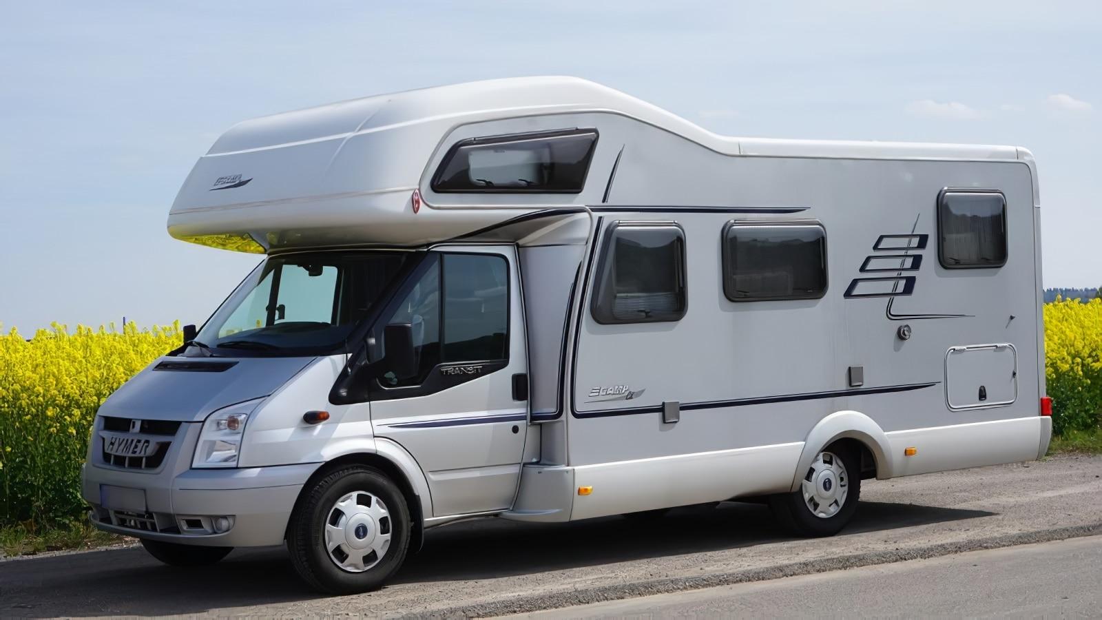 louer camping-car Rouen