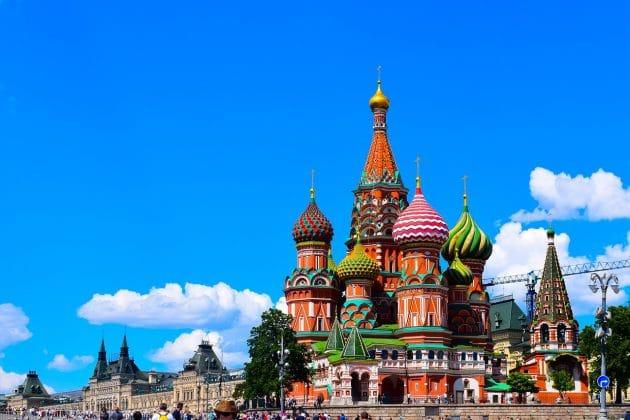 Visiter la Cathédrale Saint-Basile de Moscou : billets, tarifs, horaires