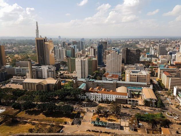 Dans quel quartier loger à Nairobi ?