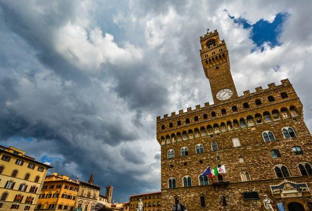 Visiter le Palais Vecchio à Florence : billets, tarifs, horaires