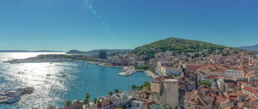 Vols A/R vers Split en Croatie en juillet