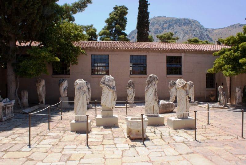 Musée archéologique de la Corinthe antique