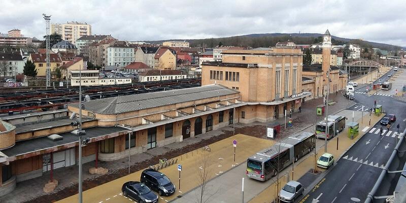Gare de Belfort, Belfort Nord
