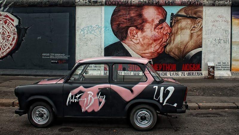 Que voir et que faire au Mur de Berlin