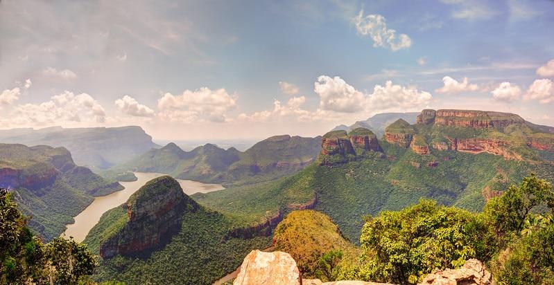 Blyde River Canyon, Pretoria