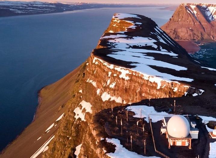 Bolafjall, Islande