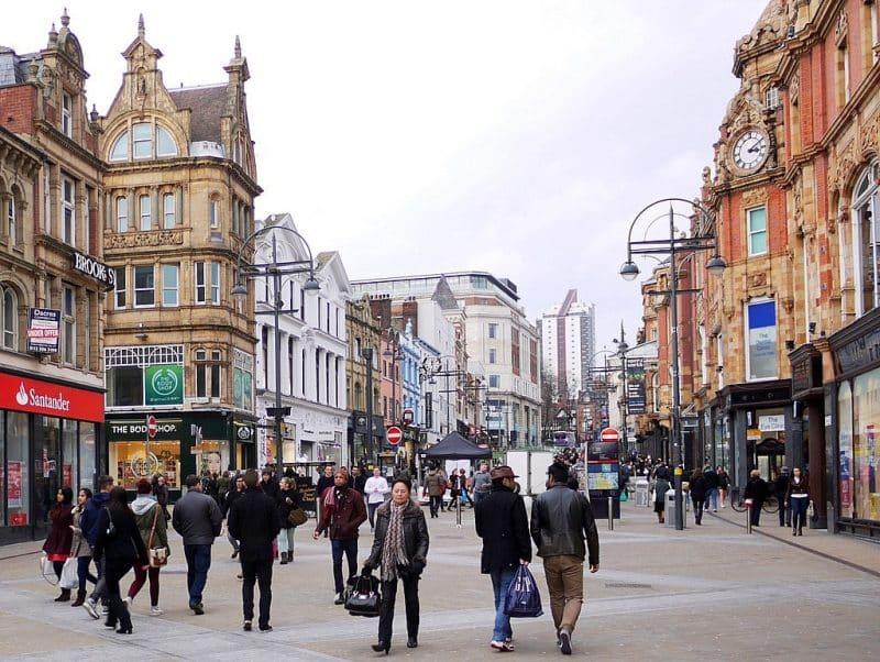 Centre-ville de Leeds, Briggate