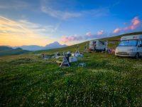 L'Italie en Camping-Car