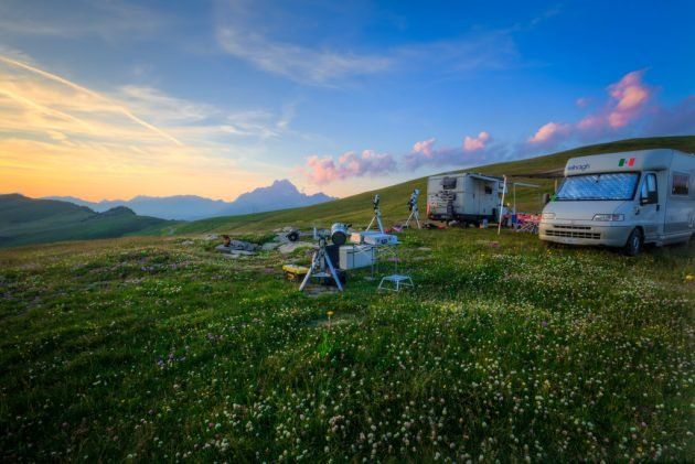 L'Italie en Camping-Car : conseils, aires, itinéraires