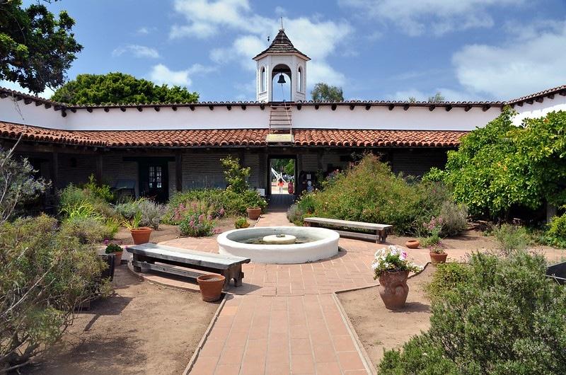 Casa de Estudillo, Old Town, San Diego