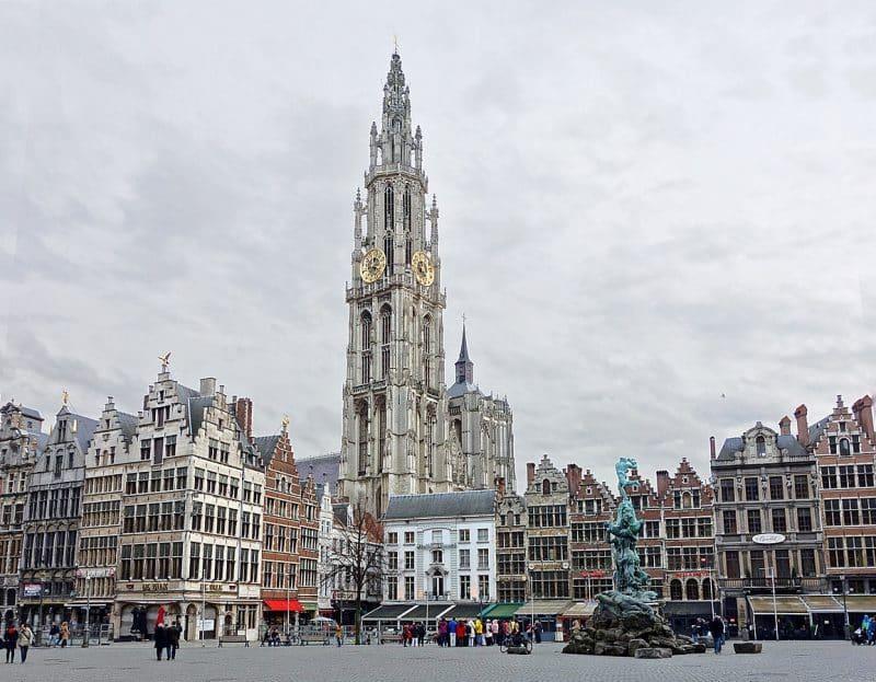 Cathédrale Notre-Dame, Anvers