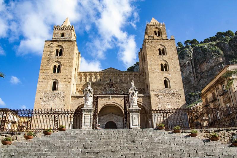 Cathédrale de Cefalù, Sicile
