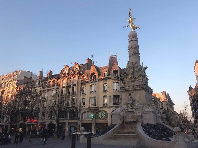 Place Drouet-d'Erlon, Reims