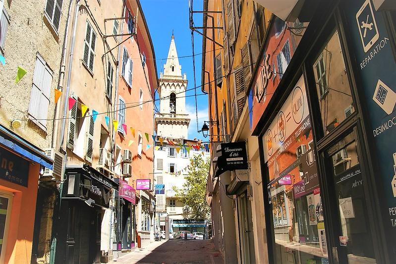 Centre-ville de Draguignan