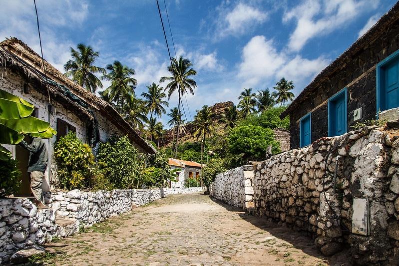Rue Banana, Cidade Velha, Praia, Santiago, Cap Vert