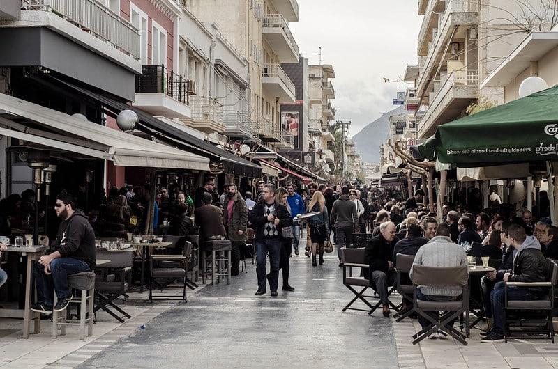 Ville de Corinthe