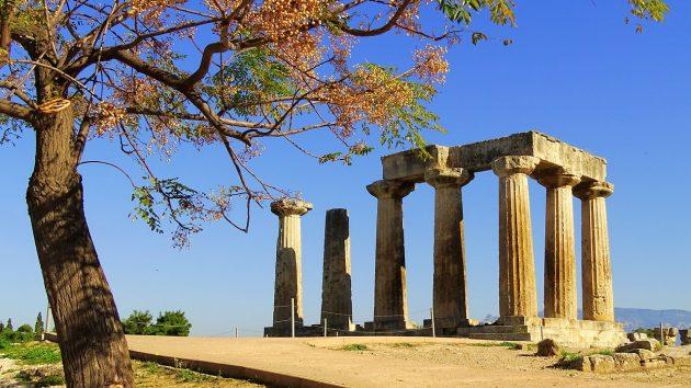 Dans quel quartier loger à Corinthe ?