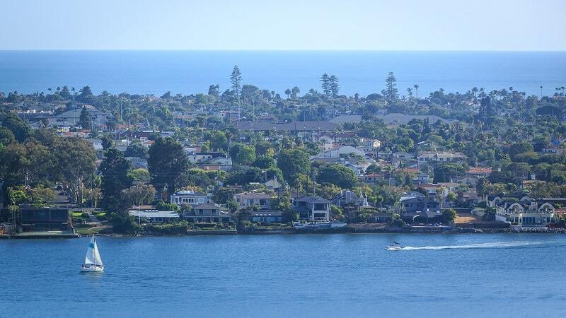 Coronado Island, Californie