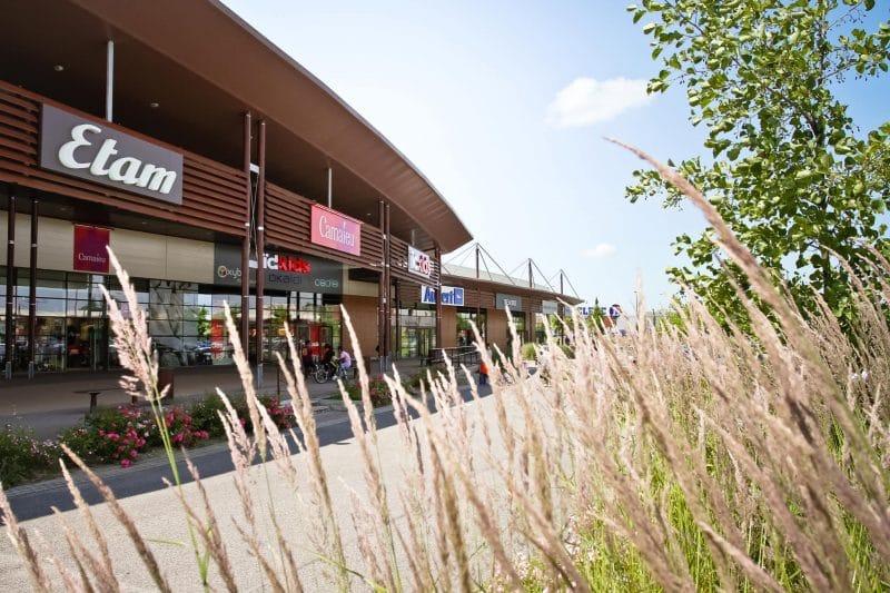 Centre commercial Dauphiné, Châteauroux