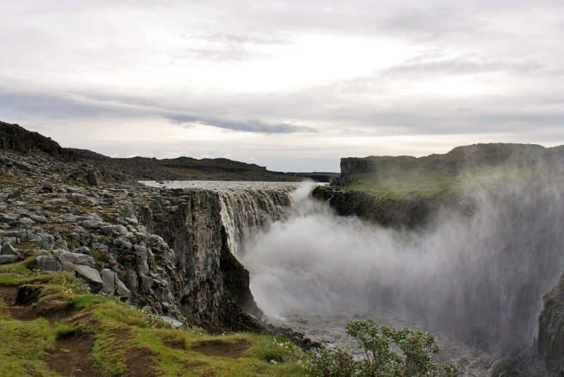Chutes de Dettifoss, Islande