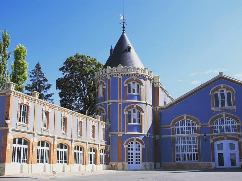 Domaine Vranken Pommery, Reims