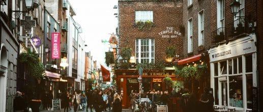 Partez en Irlande cet été