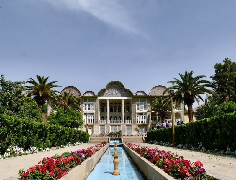 Jardin d'Eram, Chiraz