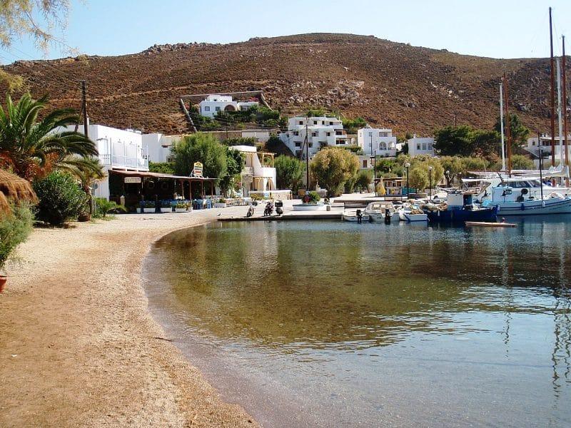 Grikos, Patmos