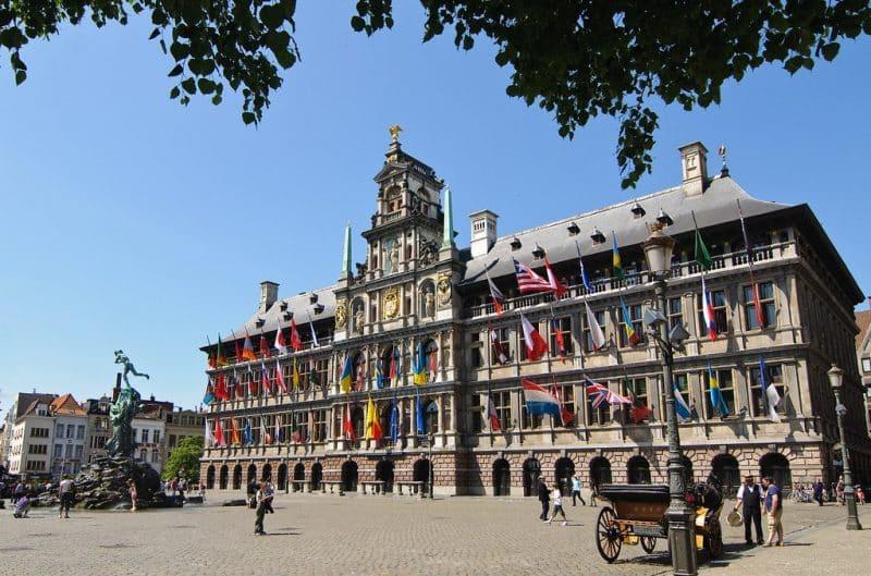 Grote Markt, Anvers