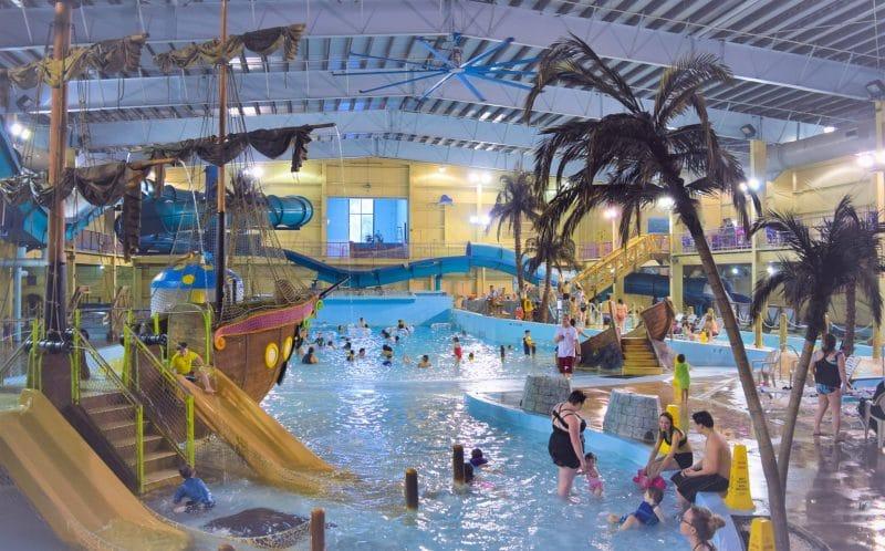 H2Oasis Indoor Waterpark, Anchorage