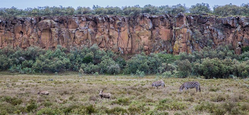 Parc national Hell's Gate, Kenya