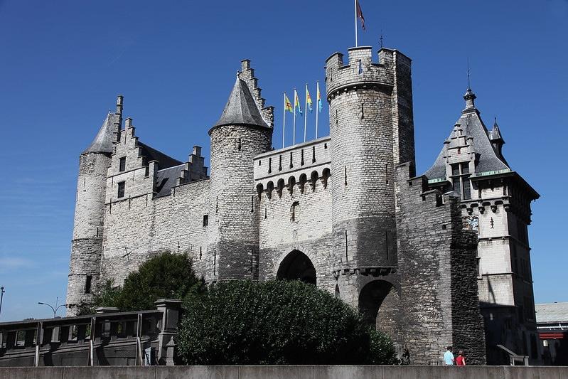 Het Steen, Anvers